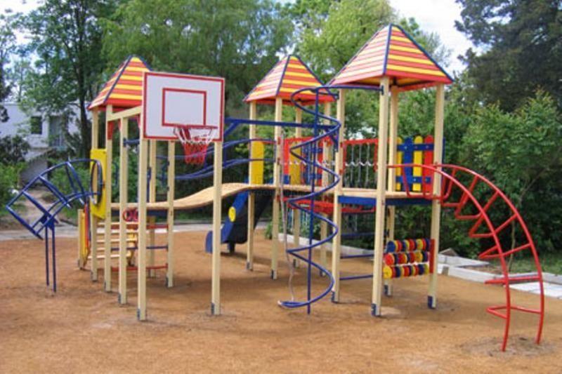 Детские площадки и их особенности