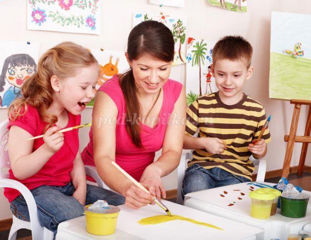 Ваш малыш: воспитываем творческую личность