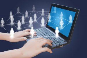 Общение в сети