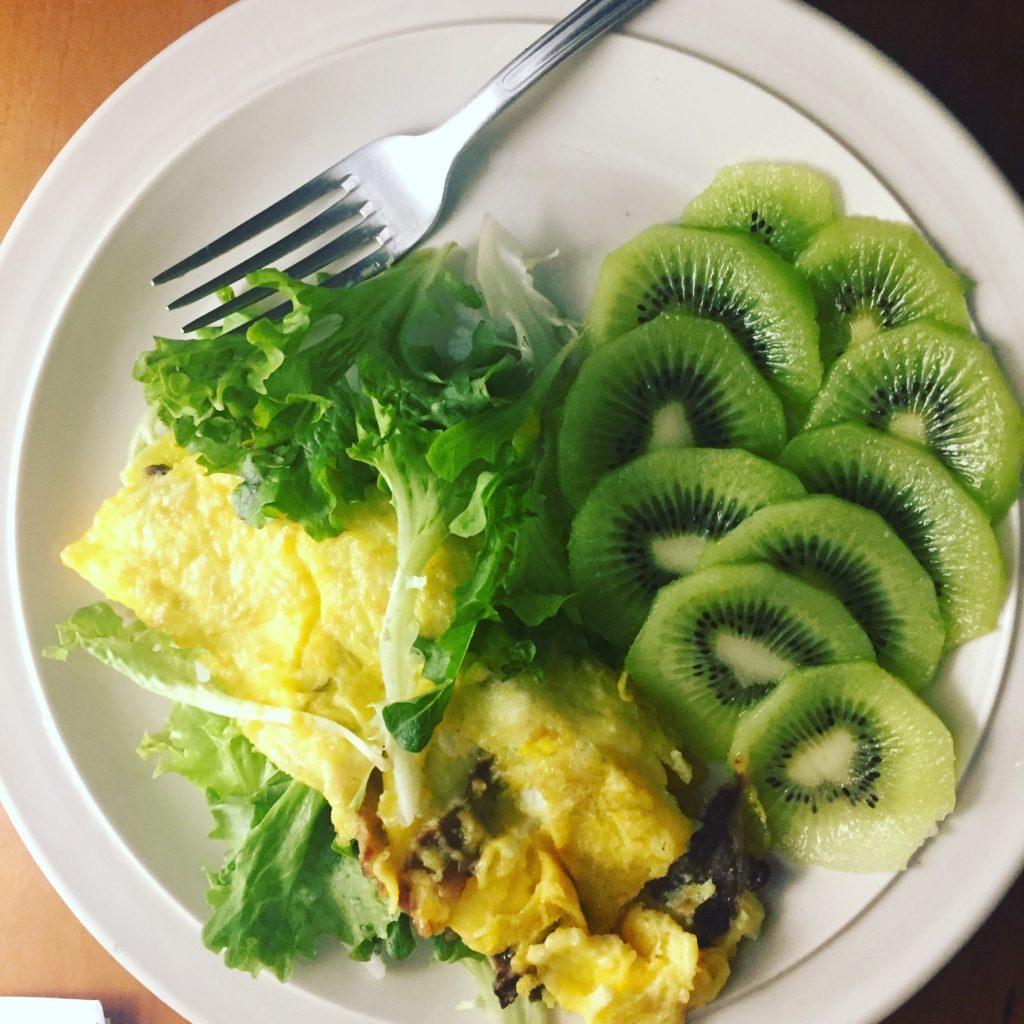 Как правильно питаться утром