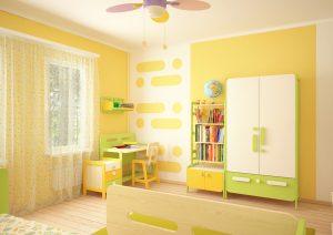 Проекты детской мебели
