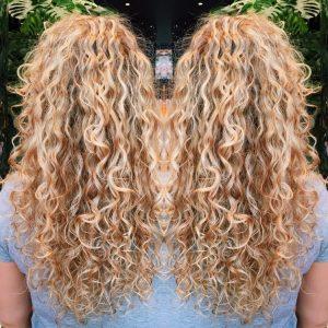 сделать биозавивку волос