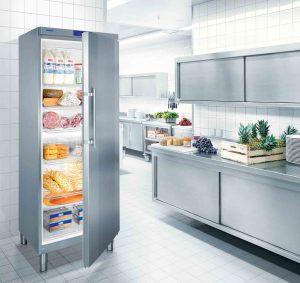 Описание современного холодильника