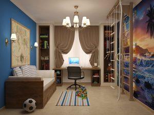 Что нужно ребенку в комнате