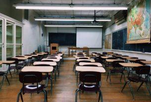 Оформление класса в школе
