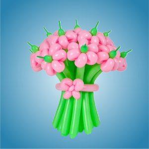 Воздушные цветы