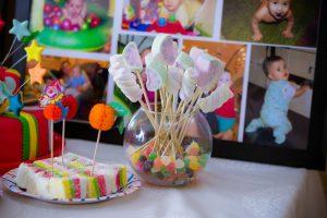 Подготовка ко Дню рождения ребенка