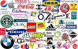 Что означают логотипы известных брендов