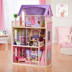 Кукольные домики в детской комнате: куклам тоже нужен дом