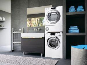 Отличительные особенности стирально-сушильной машины Candy