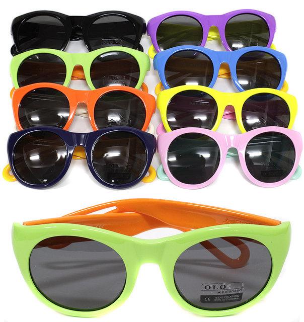 Нужны ли солнцезащитные очки детям?