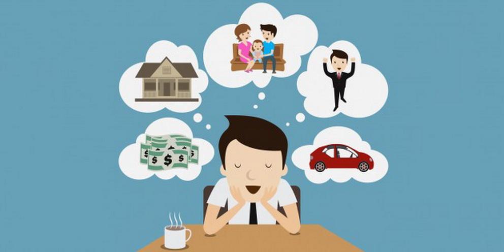 достичь своих финансовых целей
