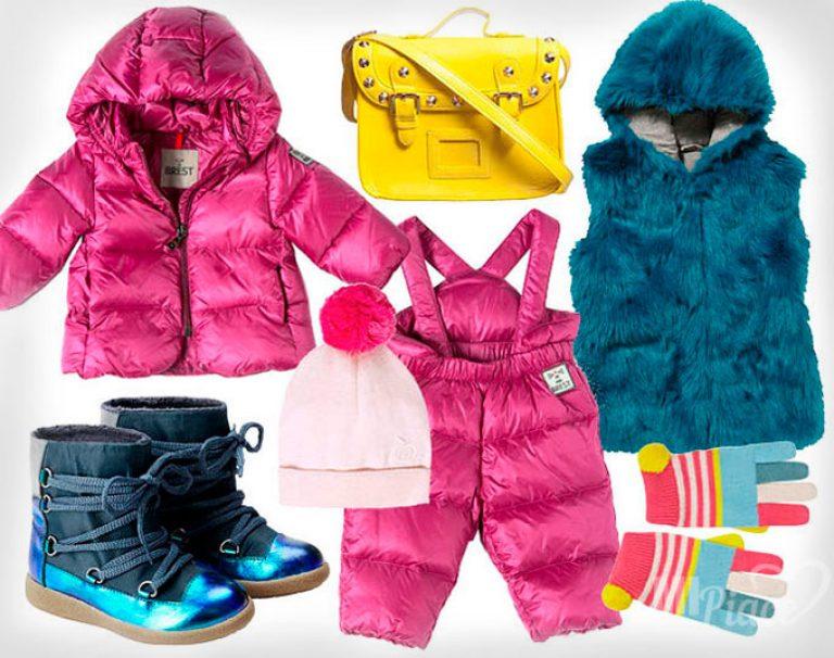 Как выбирать детскую зимнюю одежду