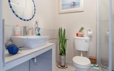 Дизайн минималистической ванной