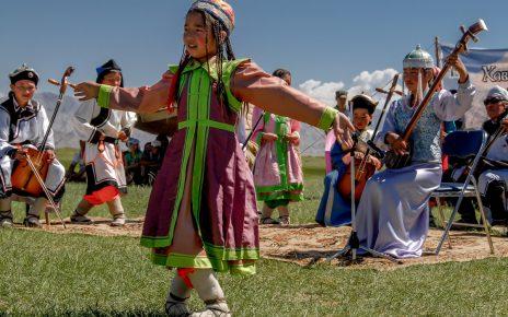 Факты о Монголии