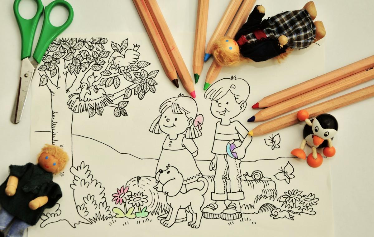 Как пробудить креативность у вашего ребенка