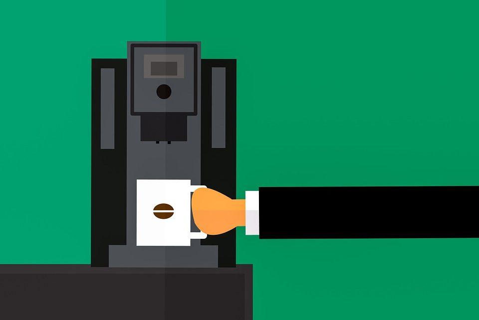 Кофе аппарат для бизнеса