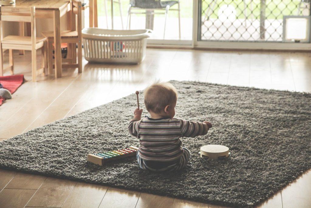 Влияние двигательной активности на развитие ребенка