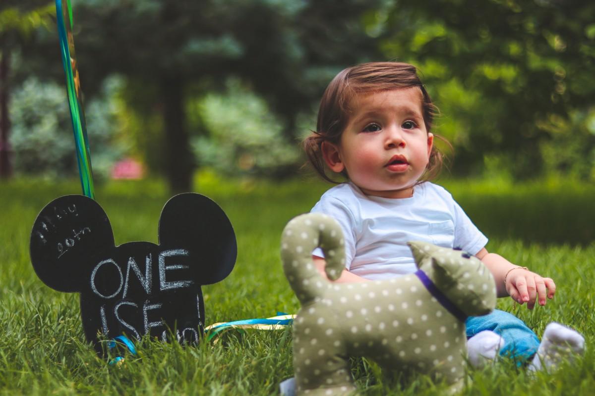 Десятый месяц ребенку