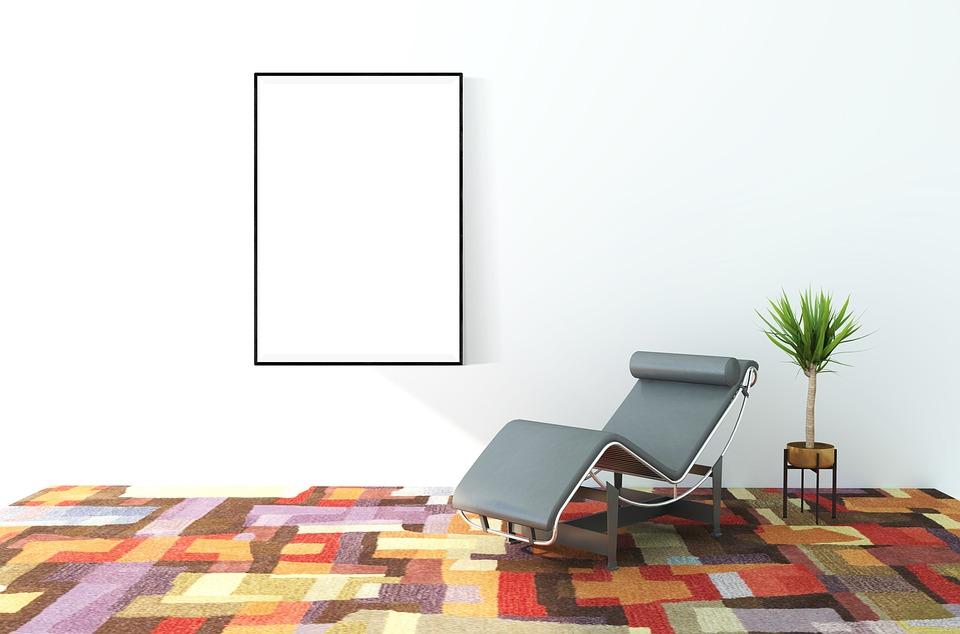 макет интерьера комнаты