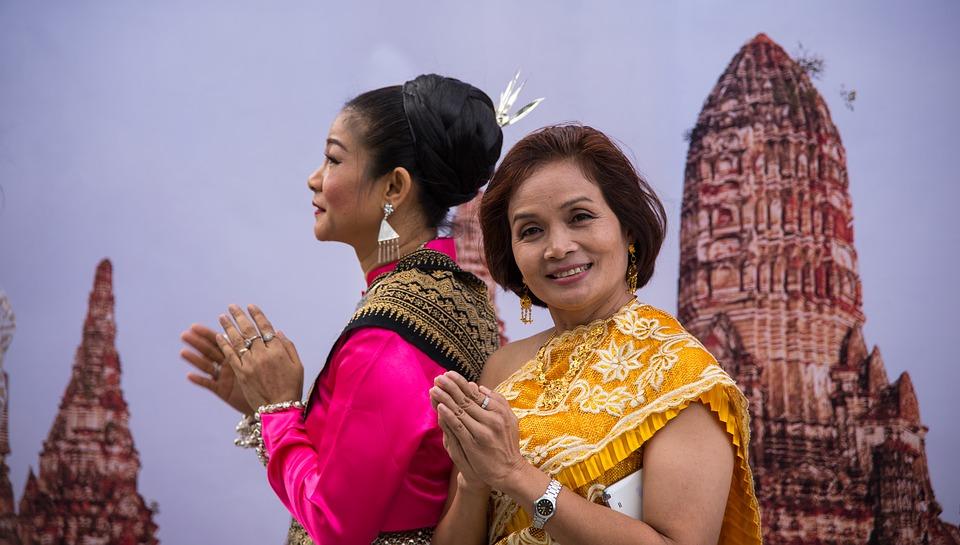 Тайская косметика из Тайланда